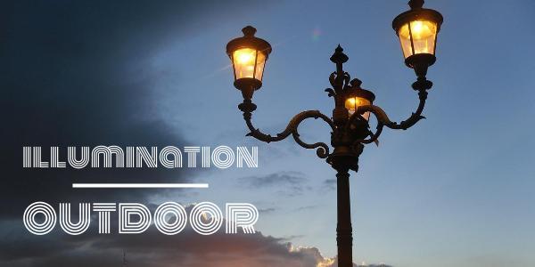 illumination outdoor