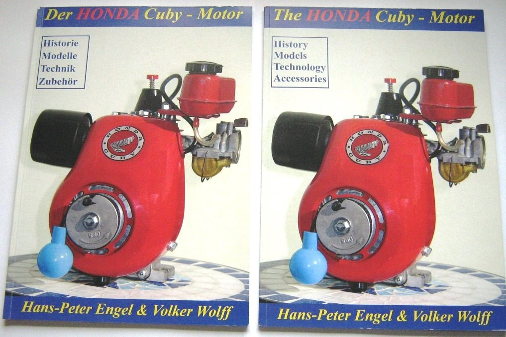 The Honda Cuby Book - 1st Editions are now available