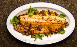 Comely Broiled Trout Recipe Broiled Trout How To Broil Trout Or Salmon Grilled Whole Trout Recipes Foil Grilled Trout Recipes Foil
