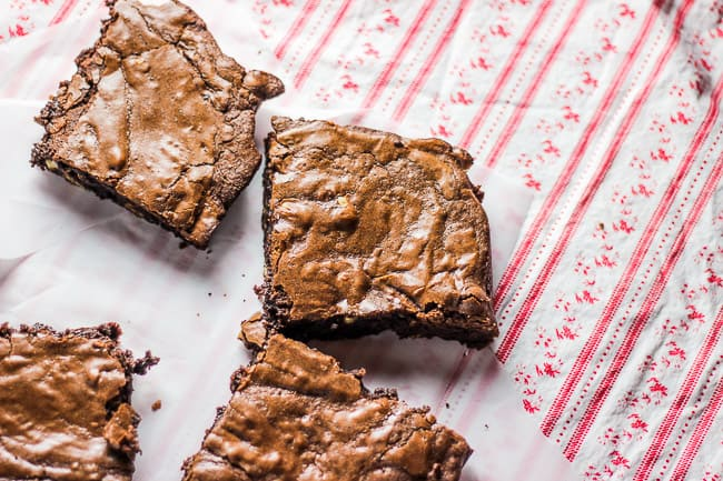 The Perfect Fudgy Brownie Recipe