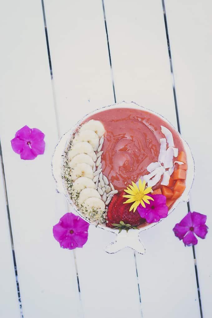 strawberry-papaya-smoothie-16