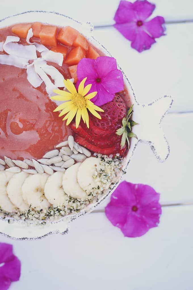 strawberry-papaya-smoothie-9