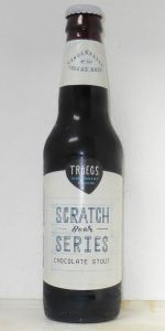 Troegs Scratch Series Chocolate Stout Honest Booze Reviews