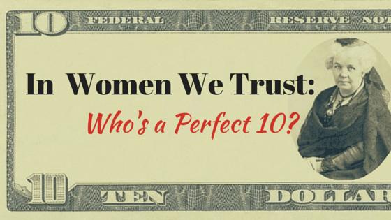 woman on 10 dollar bill