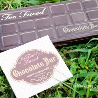 Too Faced Chocolate Bar Palette - Review, Swatches & Video