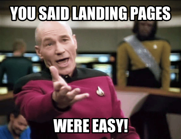 5 common landing page myths