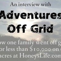 Adventures Off Grid