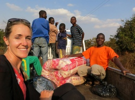 Hitchhiking through Malawi