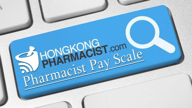 Hong Kong Pharmacist Salary