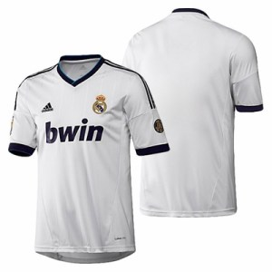 Real Madrid Home 2012/13