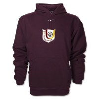 Nike Maroon Hoody with USC emblem