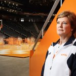 Pat Summitt Moving Without Basketball Drills
