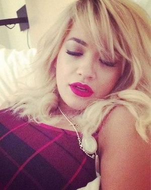 Rita ora tired instagram