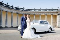 Wedding Cars Hopetoun House