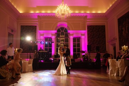 First Dance Hopetoun House