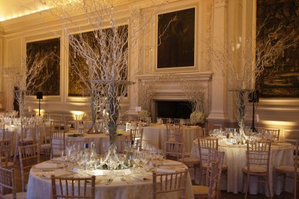 Winter Wedding Hopetoun House