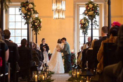 Winter Ceremony Hopetoun House