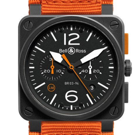 BR03-94-Carbon-Orange-Orange-canvas-strap2