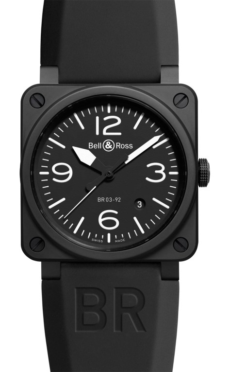 Bell & Ross BR03 92 Carbon Ceramic 1