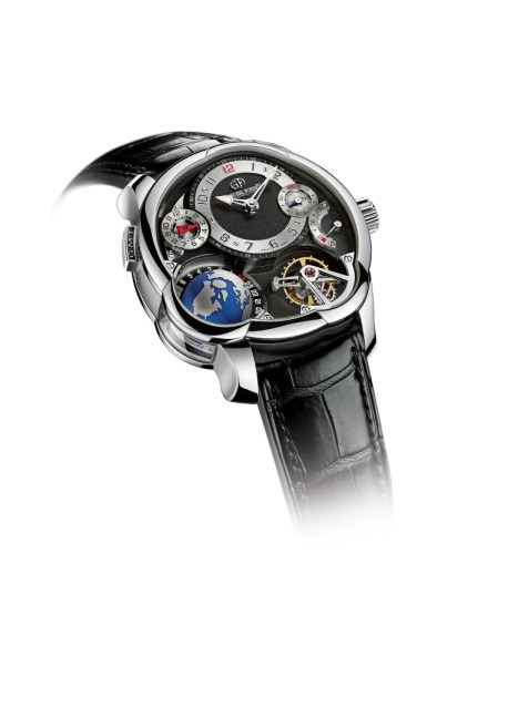Greubel Forsey GMT platino