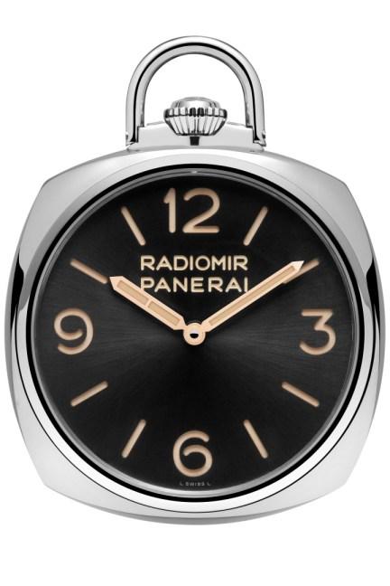 Pocket Watch 3 Days Oro Bianco