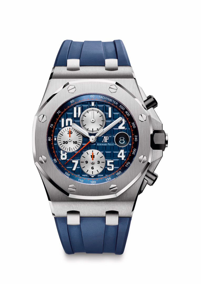 Royal oak offshore chronograph horas y minutos for Ap royal oak offshore chronograph