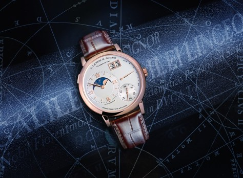 Grand Lange 1 Moonphase