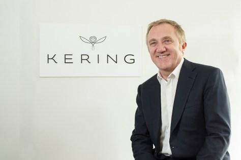 François-Henri Pinault, propietario de Kering