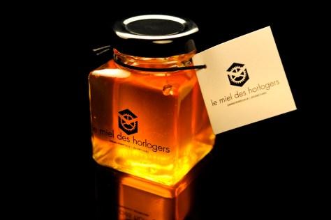 Bote de miel de Girard-Perregaux