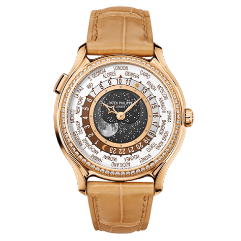 Patek Philippe World Time Moon 7175R-001