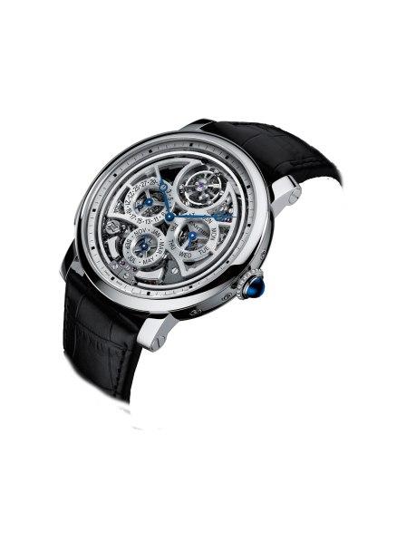 Rotonde de Cartier Grande Complication - perfil