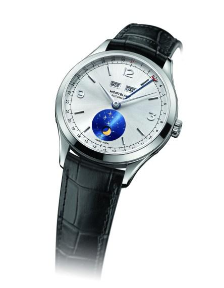 Montblanc Heritage Chronométrie Quantième Complet Vasco da Gama - perfil