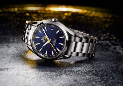 OMEGA Pre-Basel Seamaster -James Bond 1