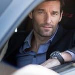 Mark Webber, nuevo embajador de Chopard