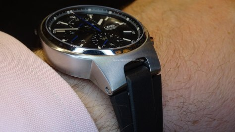 Oris Williams Chronograph perfil