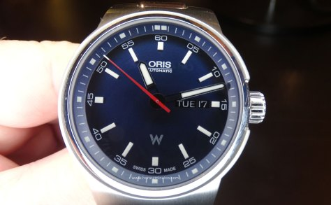 Oris Williams Day Date brazalete
