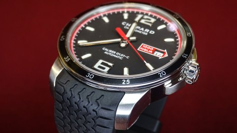 Chopard Mille Miglia GTS Automatic detalle