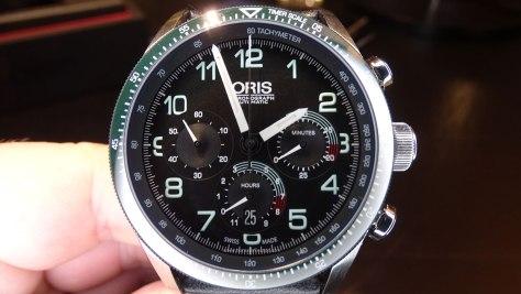 Oris Calobra Chronograph