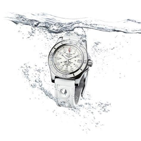 Breitling Superocean II 36 - agua