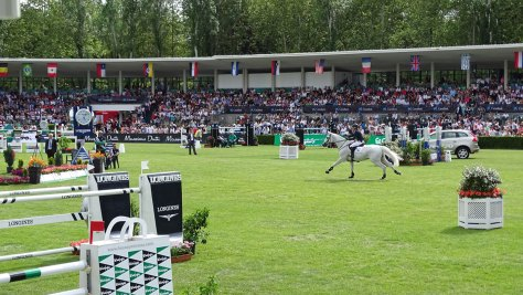 Longines Global Champions Tour Madrid - gradas