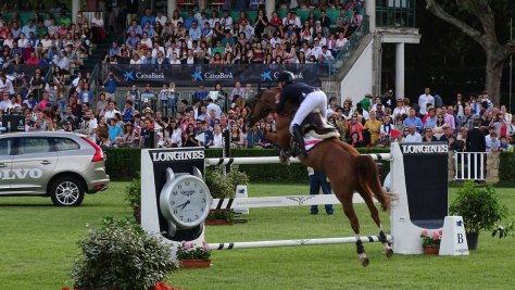 Longines Global Champions Tour Madrid - público