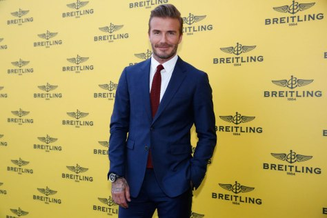 Breitling  Beckham