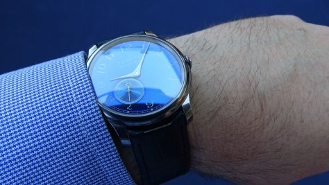 SIAR 2015 - FP Journe Chronomètre Bleu 1