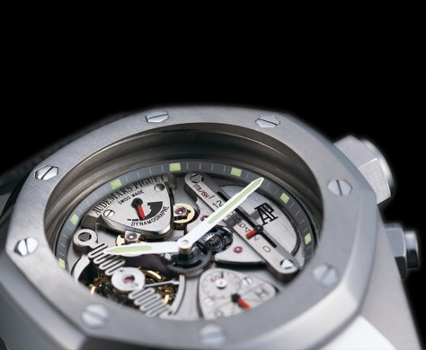 Claude Emmenegger - Audemars Piguet Royal Oak Concept Watch nº 1