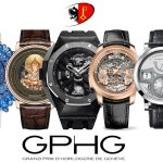 Todos los candidatos al Gran Premio de Relojería de Ginebra