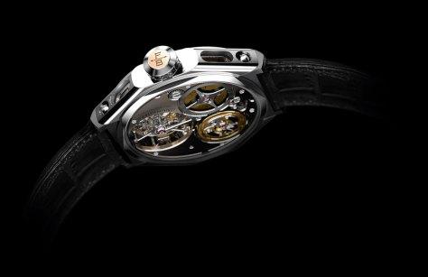 Chronomètre FERDINAND BERTHOUD FB 1 - reverso