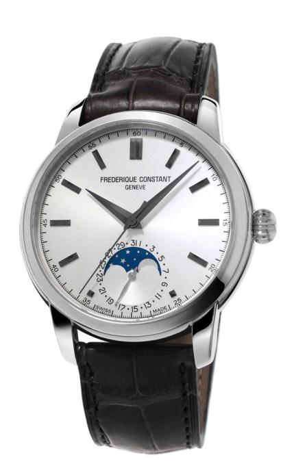 Frederique Constant Classic Manufacture Moonphase acero