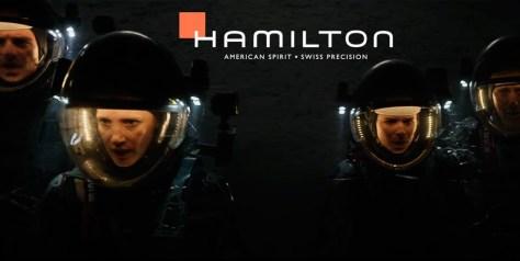 Hamilton The Martian