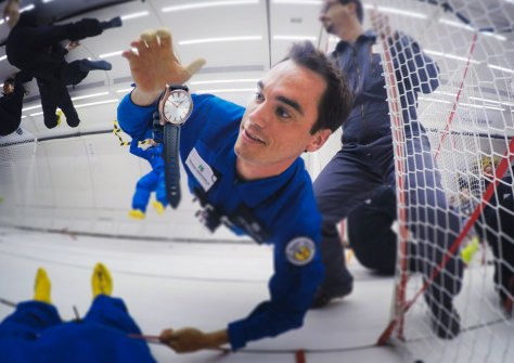 Edouard_Meylan_in_zero_gravity_with_Pioneer_Centre_Seconds