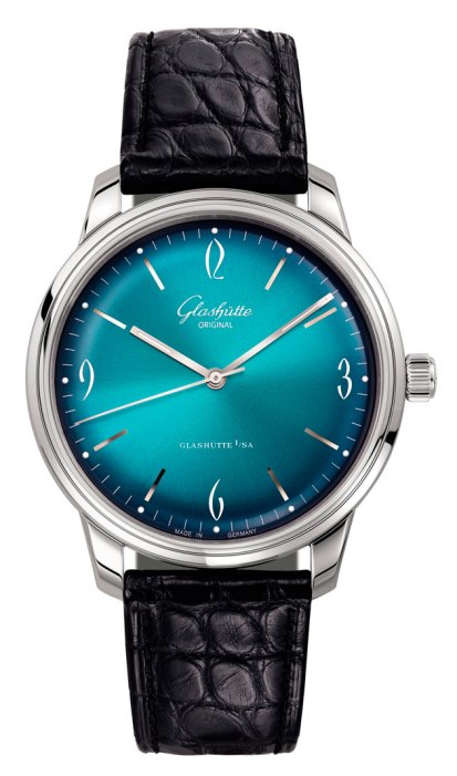 Glashütte Original Sixties Iconic Aqua